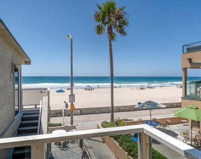 3649.5 Ocean Front Walk, San Diego, CA 92109 - MLS#: NDP2100552
