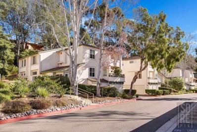 3193 Evening Way UNIT Unit B, La Jolla, CA 92037 - MLS#: NDP2100631