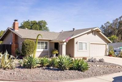 8811 Via Diego Lane, Lakeside, CA 92040 - MLS#: NDP2100838