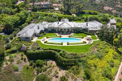 14716 Ladys Secret Drive, Rancho Santa Fe, CA 92067 - MLS#: NDP2101233
