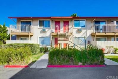 1025 Estes Street UNIT 14, El Cajon, CA 92020 - MLS#: NDP2101385