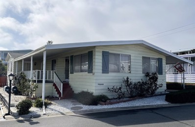 1219 E Barham Drive UNIT 57, San Marcos, CA 92078 - MLS#: NDP2101592