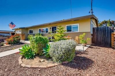 4602 Derrick Drive, San Diego, CA 92117 - MLS#: NDP2101873