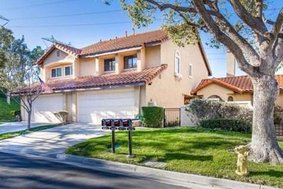 6005 E Montefino Lane, Anaheim, CA 92807 - MLS#: NDP2101968