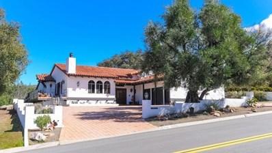 15751 Vista Vicente Drive, Ramona, CA 92065 - MLS#: NDP2102261