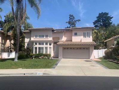 4514 Avenida Privado, Oceanside, CA 92057 - MLS#: NDP2103853
