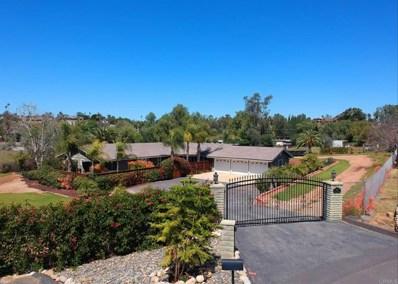 1424 Loma De Naranjas, Escondido, CA 92027 - MLS#: NDP2103931