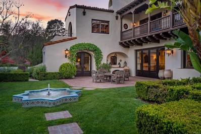 5956 San Elijo Avenue, Rancho Santa Fe, CA 92067 - MLS#: NDP2103985