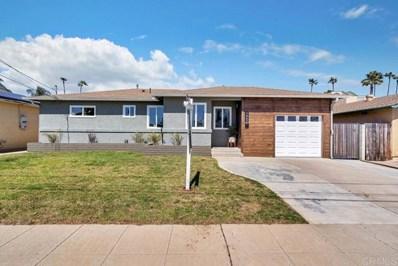 1462 Burroughs Street, Oceanside, CA 92054 - MLS#: NDP2104665
