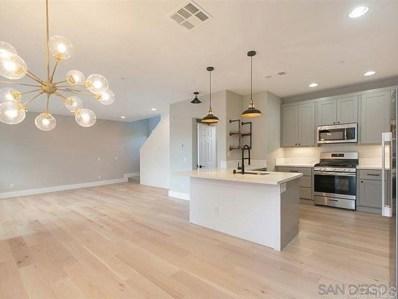 16934 Laurel Hill Ln UNIT 165, San Diego, CA 92127 - MLS#: NDP2104830