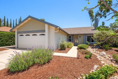 1426 Autumn Woods Place, Escondido, CA 92029 - MLS#: NDP2104975