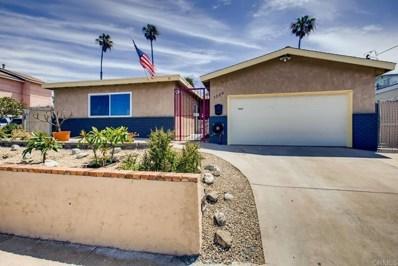 1329 Tobias Drive, Chula Vista, CA 91911 - MLS#: NDP2106287