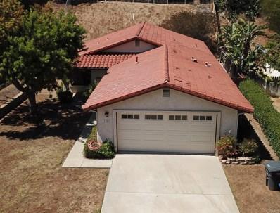 1081 Avenida Campana, Fallbrook, CA 92028 - MLS#: NDP2107477