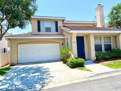 2011 Harmony Way, Vista, CA 92081 - MLS#: NDP2107576