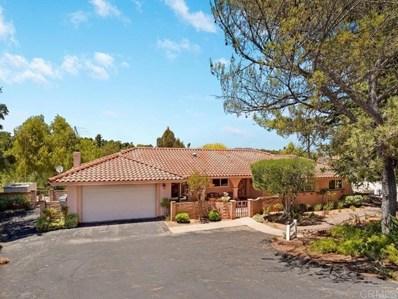 194 Spanish Spur, Fallbrook, CA 92028 - MLS#: NDP2107592