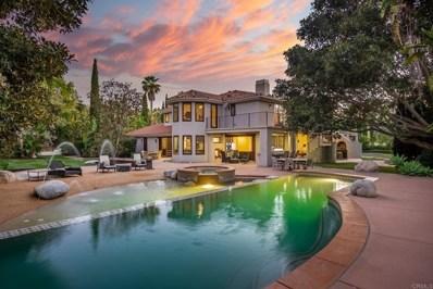 14044 Rancho Santa Fe Lakes Dr, Rancho Santa Fe, CA 92067 - MLS#: NDP2107635