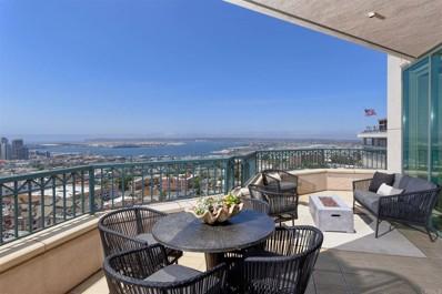 2500 6th Avenue Unit  PENTHOUSE #7, San Diego, CA 92103 - MLS#: NDP2108120