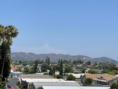 1219 E Barham UNIT 163, San Marcos, CA 92078 - MLS#: NDP2108203