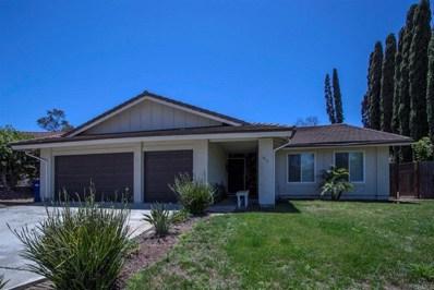 816 Santa Inez, Solana Beach, CA 92075 - MLS#: NDP2108240