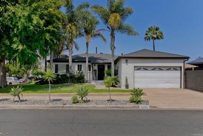4002 Gros Ventre Avenue, San Diego, CA 92117 - MLS#: NDP2108456