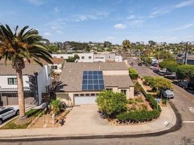 304 N Sierra Avenue, Solana Beach, CA 92075 - MLS#: NDP2108529