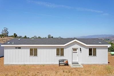 2232 M R Ranch Road, Fallbrook, CA 92028 - MLS#: NDP2108610