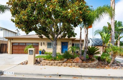 1714 Rees Road, San Marcos, CA 92069 - MLS#: NDP2108619