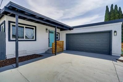 9714 Arapaho Street, Spring Valley, CA 91977 - MLS#: NDP2108648
