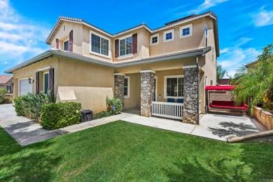 27914 Merbie Circle, Menifee, CA 92585 - MLS#: NDP2108719