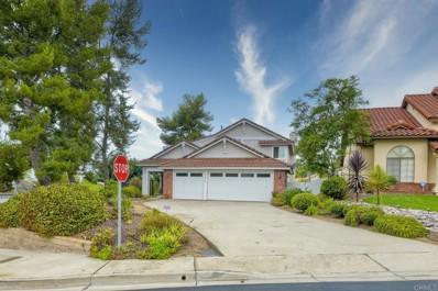 1396 Beringer Ln, Vista, CA 92081 - MLS#: NDP2108728