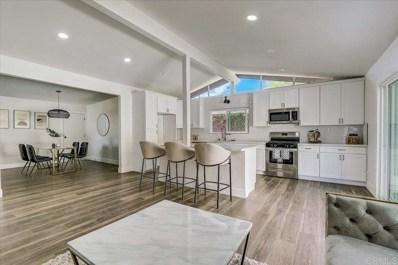 6851 50th Street, San Diego, CA 92120 - MLS#: NDP2108951