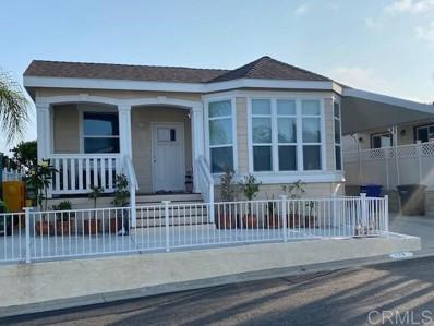 150 S Rancho Santa Fe Road UNIT 174, San Marcos, CA 92078 - MLS#: NDP2109925