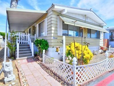 2907 S Santa Fe Drive UNIT 85, San Marcos, CA 92069 - MLS#: NDP2110023