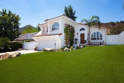 23945 Nectar Way, Ramona, CA 92065 - MLS#: NDP2110034
