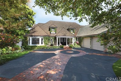 4 Cherry Hills Lane, Newport Beach, CA 92660 - MLS#: NP17086380