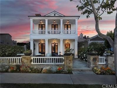 604 Orchid Avenue, Corona del Mar, CA 92625 - MLS#: NP17124897