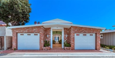 112 Via Mentone, Newport Beach, CA 92663 - MLS#: NP17137114