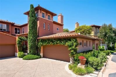 9 Classico Drive, Newport Coast, CA 92657 - MLS#: NP17153579
