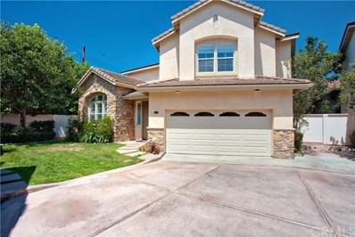 169 E 21st St UNIT E, Costa Mesa, CA 92627 - MLS#: NP17162736