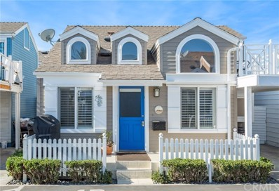 30 Drake Street UNIT 101, Newport Beach, CA 92663 - MLS#: NP17168143
