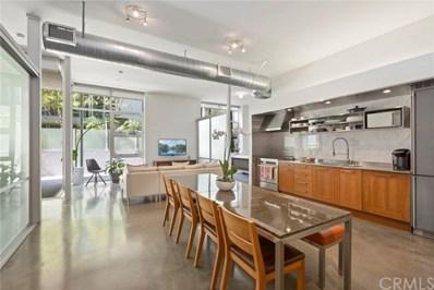 4080 Glencoe Avenue UNIT 117, Marina del Rey, CA 90292 - MLS#: NP17176062