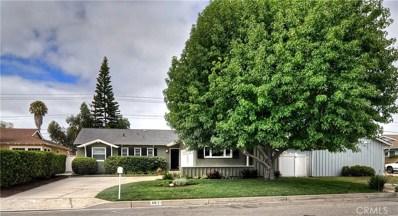 461 Cabrillo Street, Costa Mesa, CA 92627 - MLS#: NP17186058