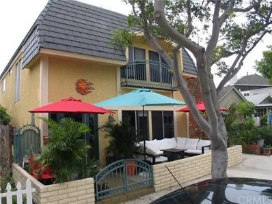 118 Garnet Avenue, Newport Beach, CA 92662 - MLS#: NP17186694