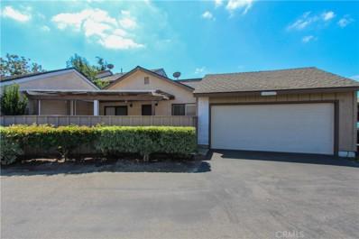 1471 S Walnut Street UNIT 51, Anaheim, CA 92802 - MLS#: NP17189302