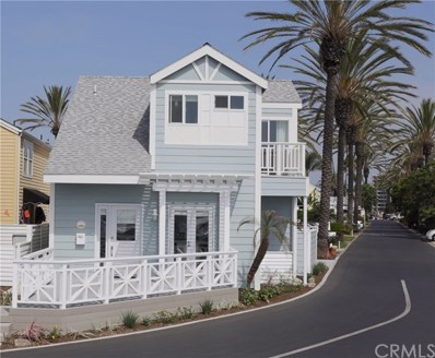 50 Beach Drive UNIT 58, Newport Beach, CA 92663 - MLS#: NP17193909