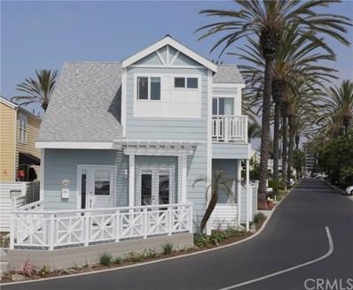 50 Beach Drive UNIT 58, Newport Beach, CA 92663 - MLS#: NP17193909