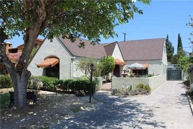 2117 N Ross Street, Santa Ana, CA 92706 - MLS#: NP17199561