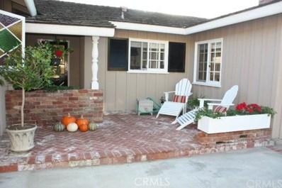 432 Cabrillo Terrace UNIT R, Corona del Mar, CA 92625 - MLS#: NP17204926