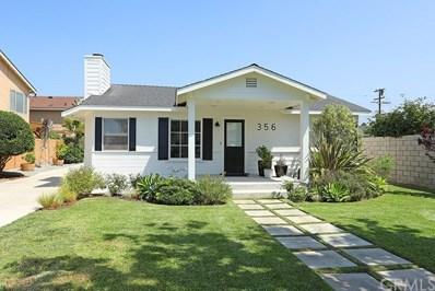 356 Rochester Street, Costa Mesa, CA 92627 - MLS#: NP17206514
