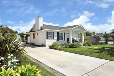 356 Rochester Street, Costa Mesa, CA 92627 - MLS#: NP17206525